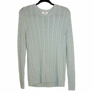VINEYARD VINES| Wool & Cashmere Cable Knit Sweater